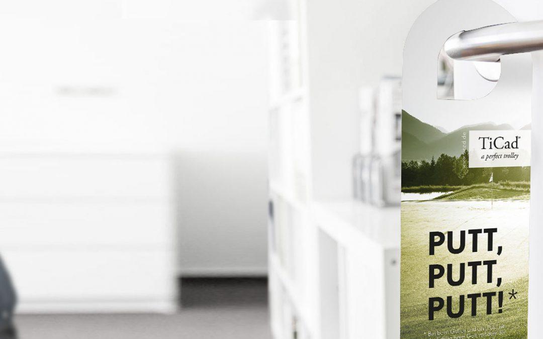 FROG KING unterstützt hessischen Luxustrolley-Hersteller TiCad