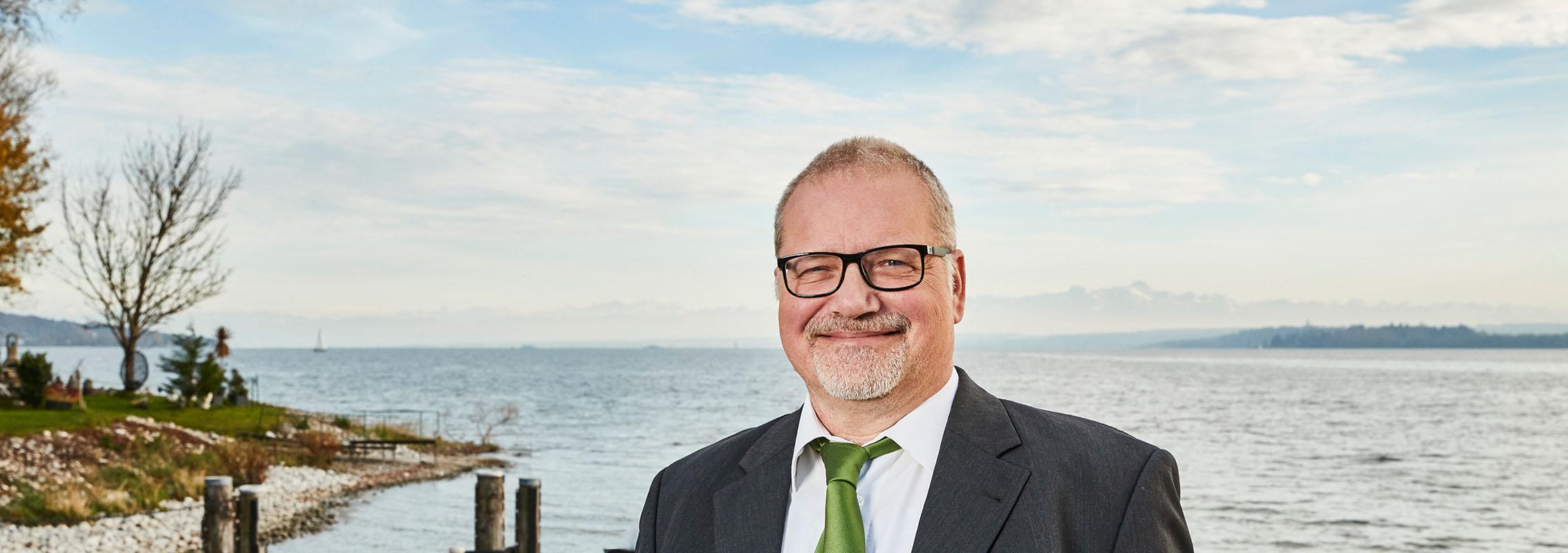 Wolfgang Gerstenhauer, Geschäftsführer von FROG KING