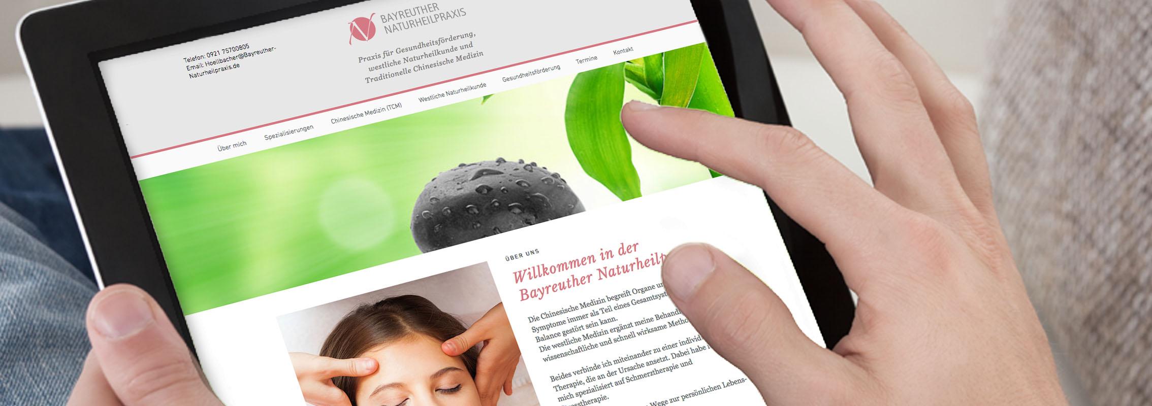 FROG KING ist die natürliche Wahl der Bayreuther Naturheilpraxis
